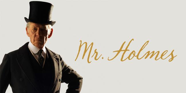 """Mr. Holmes: """"No hay que abandonar esta vida sin dejarlo todo concluido"""""""