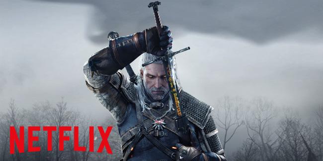 The Witcher: Netflix anuncia una serie basada en la saga