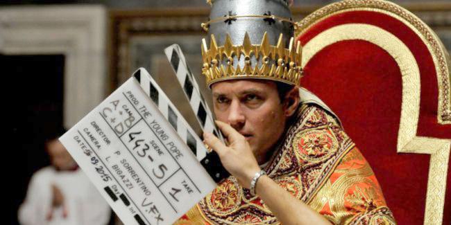 The Young Pope, las dificultades que encontró el director