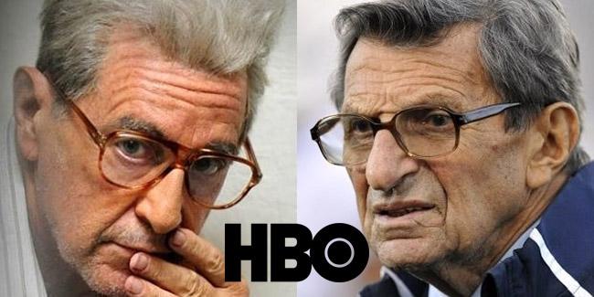 Al Pacino interpretará al entrenador Joe Paterno en un filme de la HBO