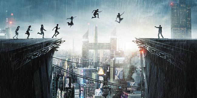 """Seven Sisters, Noomi Rapace """"deja todo"""" por un nuevo Sci-Fi distribuido por Netflix"""