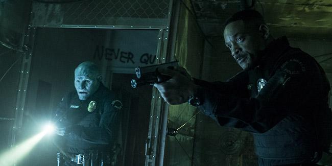 Bright: Netflix lanzó el tráiler de la película con Will Smith