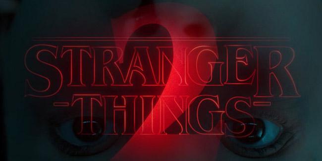 Stranger Things 2: nuevo tráiler en Comic-Con