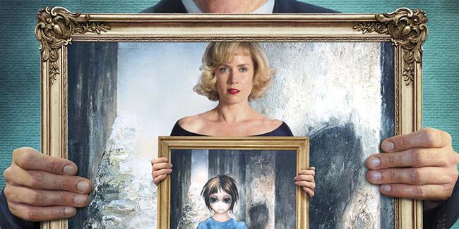 Big Eyes, de Tim Burton con amor