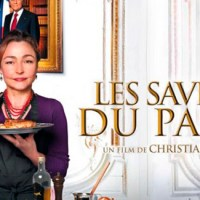 Los sabores del Palacio, la cocinera del presidente (de Francia)
