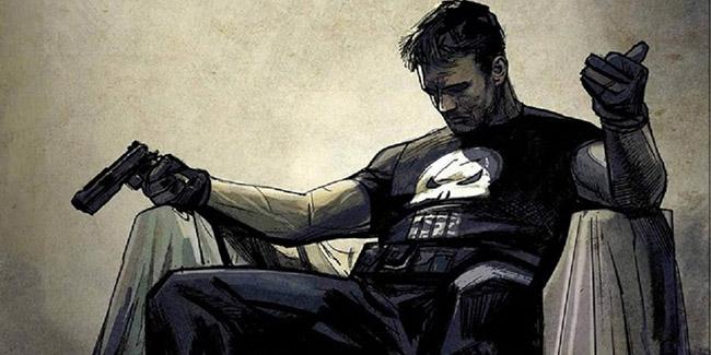 Netflix y la primera imagen oficial de The Punisher