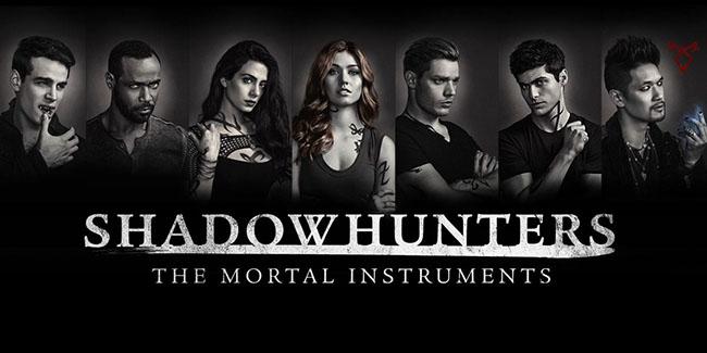 Shadowhunters 3 con Katherine McNamara... ¿dentro de una jaula?
