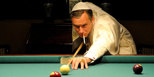 The New Pope, la nueva serie de Paolo Sorrentino