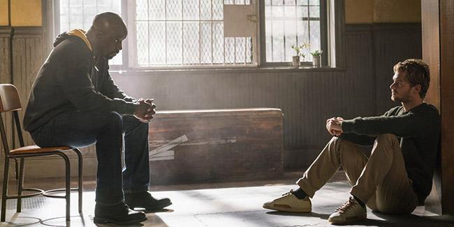 Luke Cage – Mike Colter habla del rol de Iron Fist en la temporada 2