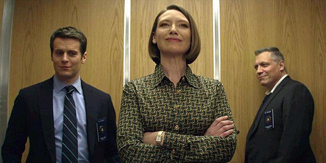 Mindhunter, David Fincher espera poder hacer cinco temporadas