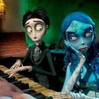 La novia cadáver o El cadáver de la novia, de Tim Burton