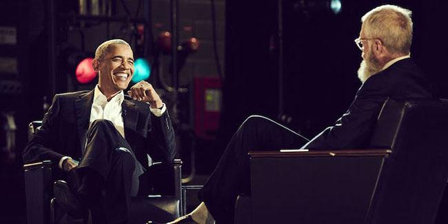 """David Letterman vuelve con su """"talk show"""" el 12 de enero por Netflix"""