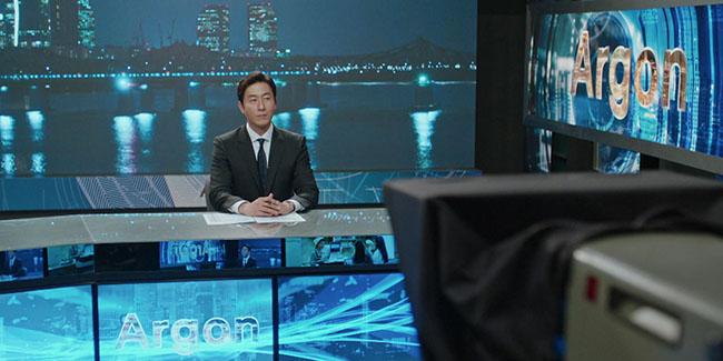 Argon, una excelente serie coreana en Netflix