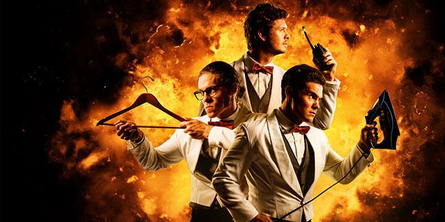 Game Over, Man!, llega el primer tráiler de la comedia Netflix