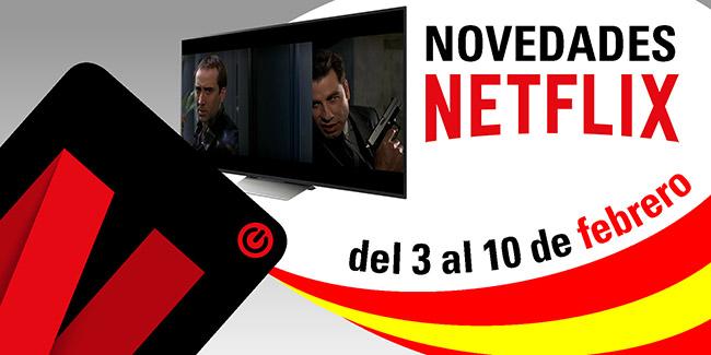 Novedades Netflix España: del 3 al 10 de febrero de 2018