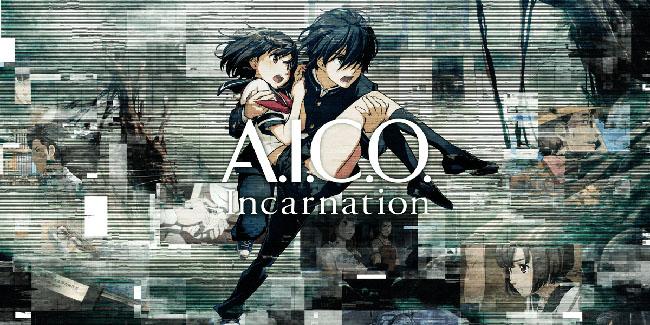 A.I.C.O. -Incarnation- por Netflix desde el 9 de marzo