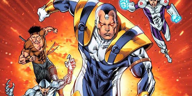 Extreme Universe, Netflix compró los derechos de los personajes creados por Rob Liefeld