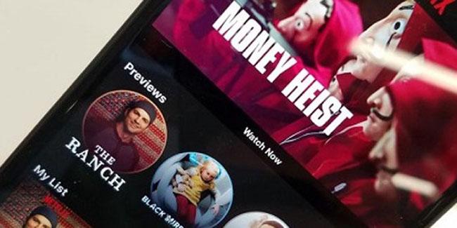 Los avances de series y películas llegan a la app de Netflix