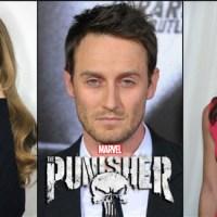 The Punisher: Josh Stewart, Floriana Lima y Giorgia Whigham en el cast de la temporada 2
