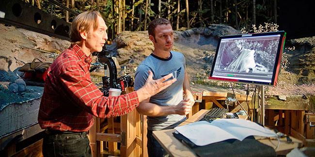 Wendell and Wild, Netflix financiará y distribuirá el filme en stop-motion de Henry Selick