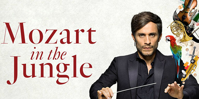 Mozart in the Jungle cancelada después de cuatro temporadas