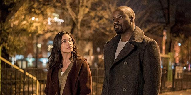Luke Cage, ¿la temporada 2 será la última de Rosario Dawson?