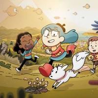 Hilda, la serie animada tendrá una segunda temporada