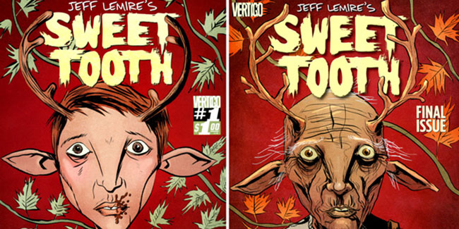 Sweet Tooth, Hulu ordena el piloto producido por Robert Downey Jr.