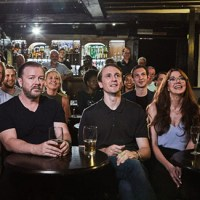 After Life, primeras fotos de la serie Netflix con Ricky Gervais