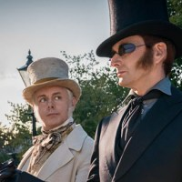 Desde mayo, Good Omens por Amazon Prime Video
