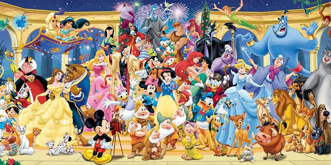 Disney Plus contará con toda la biblioteca de películas de Disney