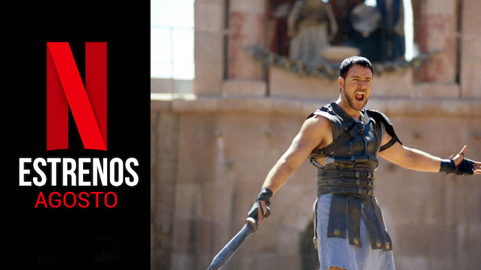 Estrenos de Netflix en agosto 2019