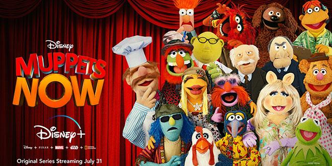 Muppets Now por Disney+ desde el 31 de julio en Estados Unidos