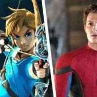 ¿La leyenda de Zelda en Netflix? Tom Holland podría ser el protagonista