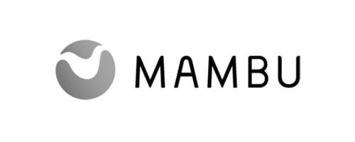 Mambu logo BW