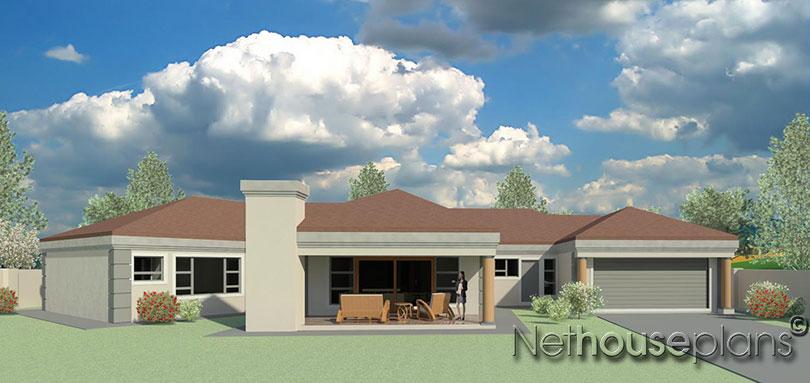 5 Bedroom House Plan   Single Storey Design For Sale ...