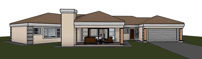 5 Bedroom House Plan | Single Storey House Design ...