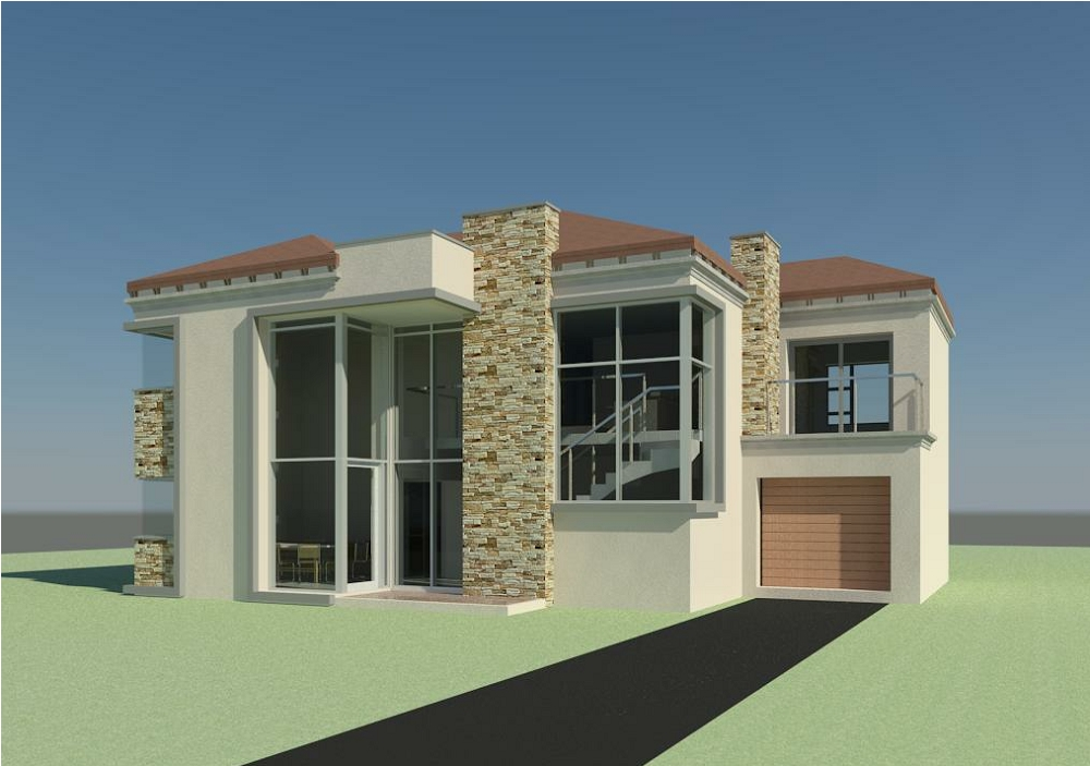 6 Bedroom Double Storey House Plans In South Africa ...