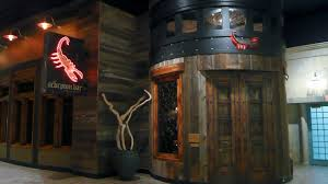 Scorpion Bar Entrance