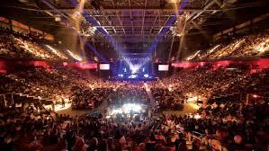 Mohegan Sun Arena, Uncasville CT