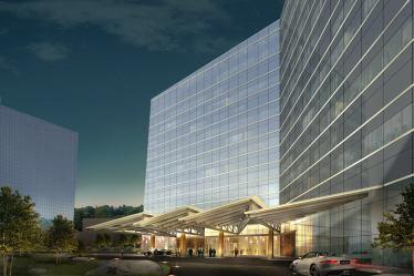 New Earth Hotel, at Mohegan Sun.