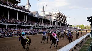 Kentuck Derby at Churchill Downs