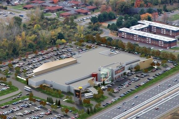 Foxwoods/ Mohegan Sun Joint Casino, East Hartford, CT