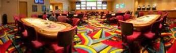 Poker Room at Hollywood Casino in Bangor, Maine