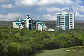 MGM Tower at Foxwoods - Right side.