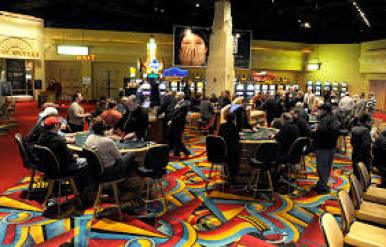 Maine Casinos Lead New England in Revenue Decline