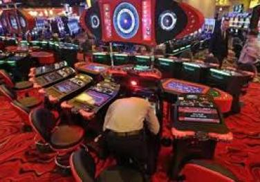 Electronic Table Games - No dealers, no fun.