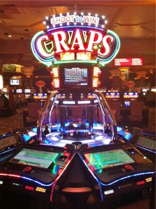 Shoot to Win - one the most popular ETG Craps games.