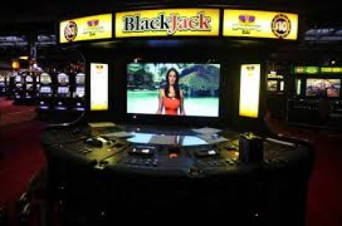 One of the first Electronic Blackjack Multiple Player games. Still can be found at Twin River Casino.