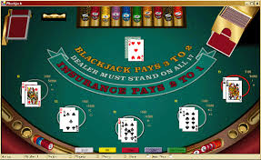 The Dealer's upcard is the card you see on top of the card you don't see. to the right is first base, to the left is third base.